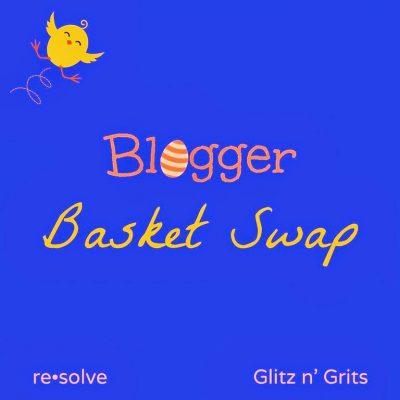 Blogger Basket Swap for Easter