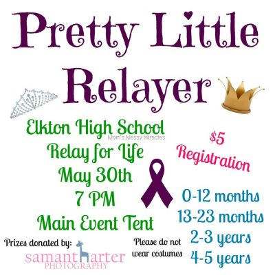 Relay for Life Update