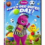 Barney: A Super-Dee-Duper Day & Giveaway