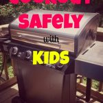 Cookout Safely with Kids