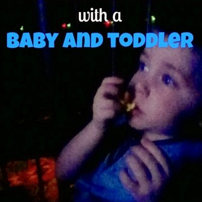 Tips for Taking a Baby and a Toddler to the Movies