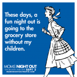 Free CD with Moms' Night Out Pre-Order