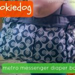 Our okiedog Diaper Bag: Baby & Preschooler