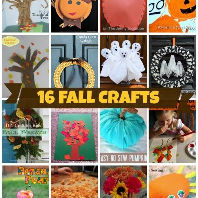 16 Perfect Crafts for Fall