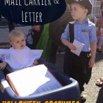Mail Carrier & Letter Halloween Costumes
