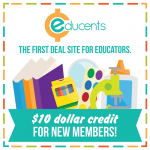 Get a $10 Credit to Educents