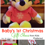 Kids Preferred for Baby's 1st Christmas