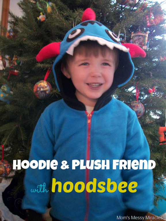 Hoodsbee: the hoodie that's a friend