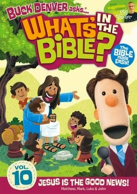 Buck Denver Asks… What's In The Bible Vol. 10