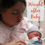 Losing Weight After Baby
