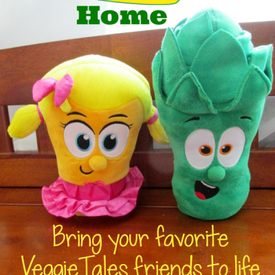 Bringing VeggieTales Home