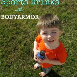 Rethink Your Sports Drinks with BODYARMOR