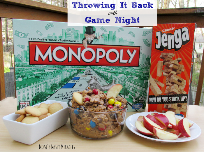 Throwing it Back with Game Night