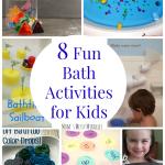 8 Fun Bath Activities for Kids