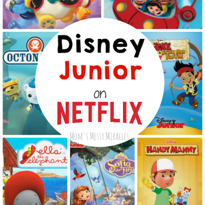 Disney Junior on Netflix