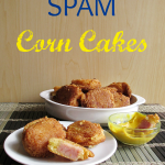 SPAM Corn Cakes