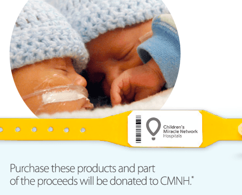 Support Children's Miracle Network with Walmart & Pampers