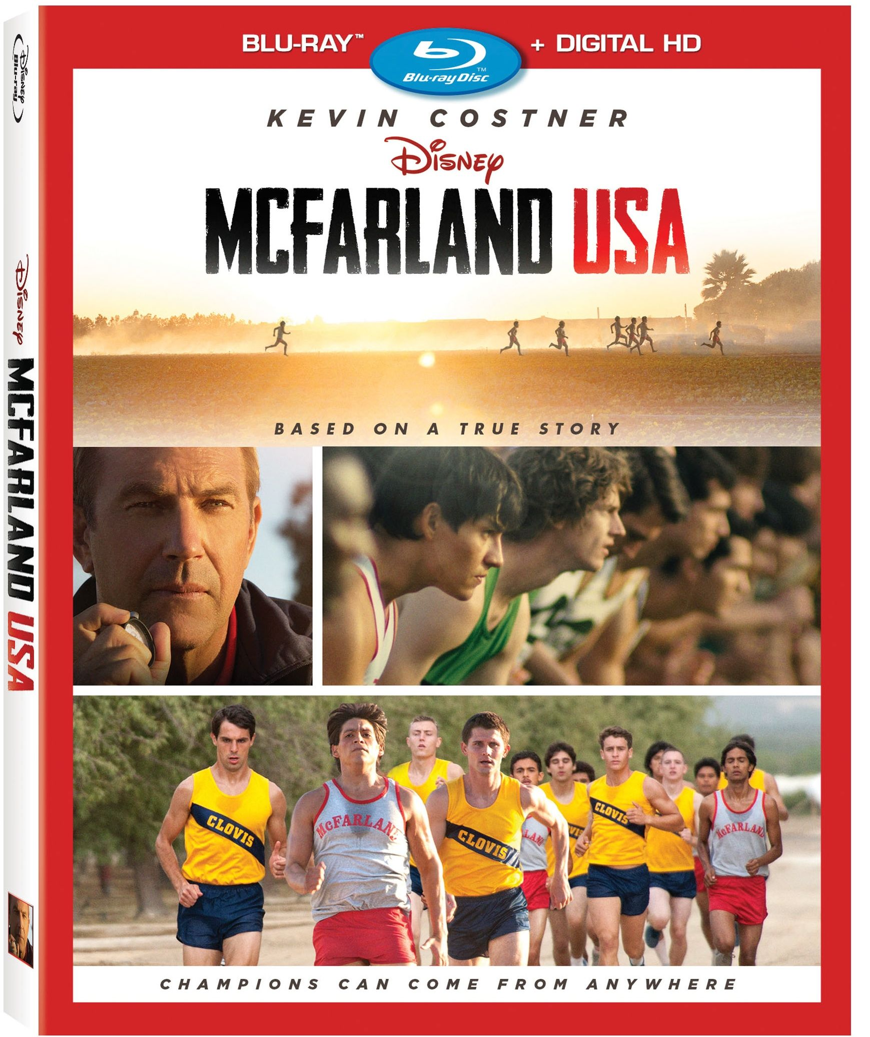 McFarland USA on DVD June 2