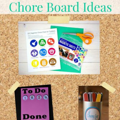 20 Creative Chore Chart Ideas
