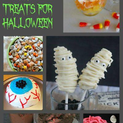 Spooky Sweet Treats for Halloween