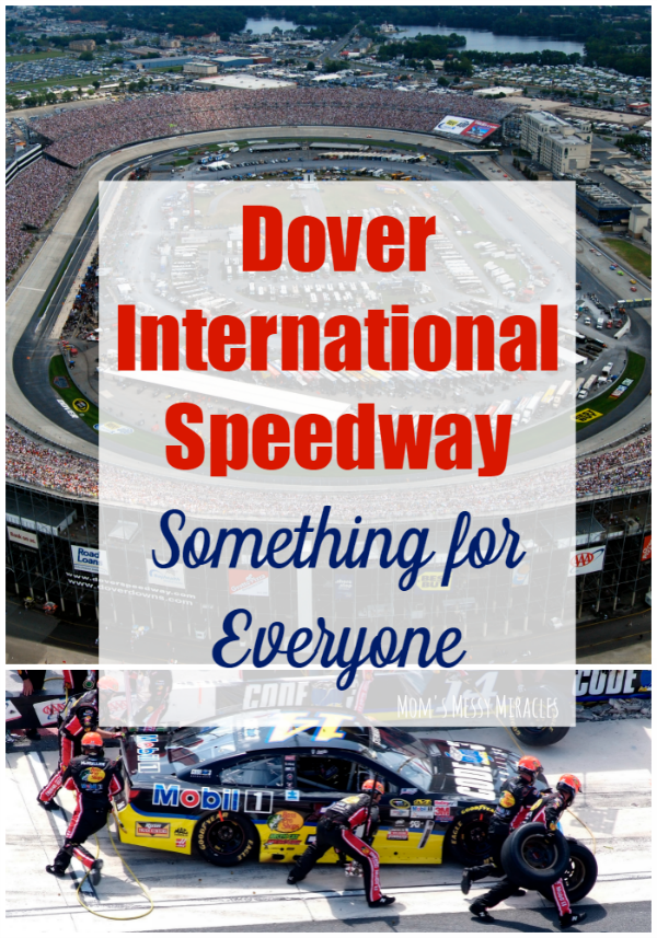 Dover International Speedway AAA 400