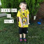 My Super Kid Started School