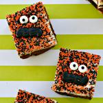 Halloween Oreo Fudge