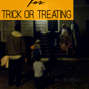 10 Tips for Trick or Treating