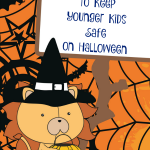 Entertaining Ways to Keep Younger Kids Safe on Halloween