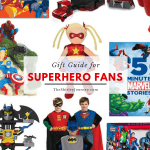 Gift Guide for Superhero Fans