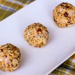 Mini Ham & Cheese Balls Appetizer