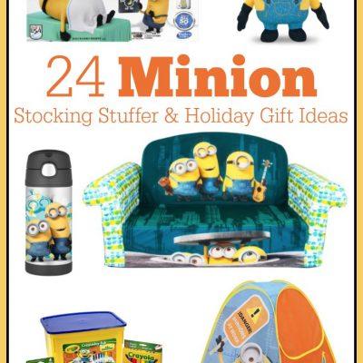 Minion Holiday Gift Ideas