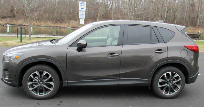 5 Awesome Things About The 2016 Mazda CX 5 Shirley