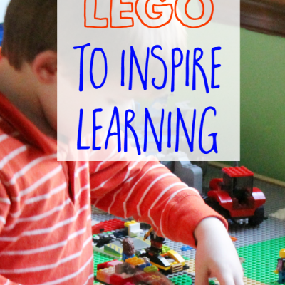 How to Use LEGO to Inspire Learning
