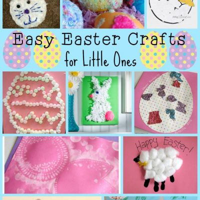 Easter Crafts for Little Ones