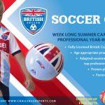 British Soccer Summer Camp