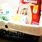 Diaper Changing Basket