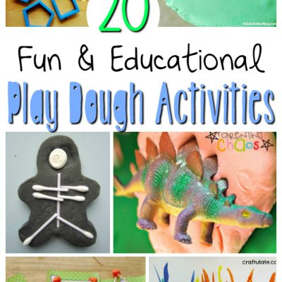 Fun & Educational Play Dough Activities