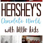 Hershey's Chocolate World with Little Kids