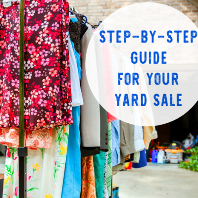 6 Steps to a Successful Yard Sale