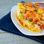 Steak & Egg Breakfast Quesadilla