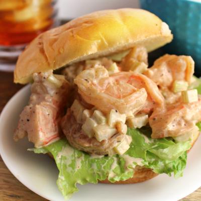 Maryland Shrimp Salad