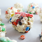 Movie Night Popcorn Balls