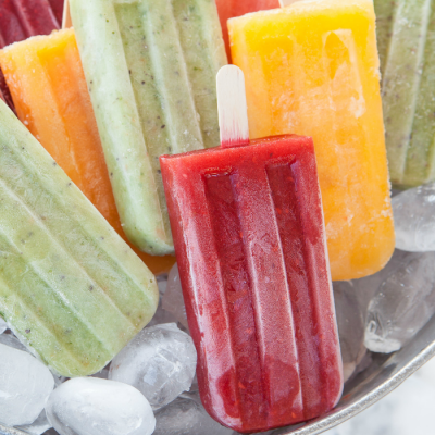 7 Delicious Homemade Popsicles