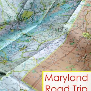 Family Road Trip Across Maryland