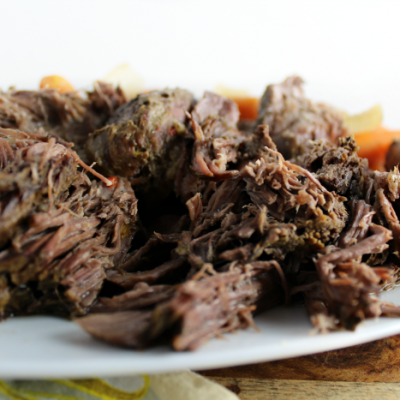 The Best Slow Cooker Beef Roast