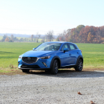 Driving is Fun Again with the 2017 Mazda CX-3 Grand Touring AWD
