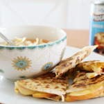 Apple Gouda Quesadilla
