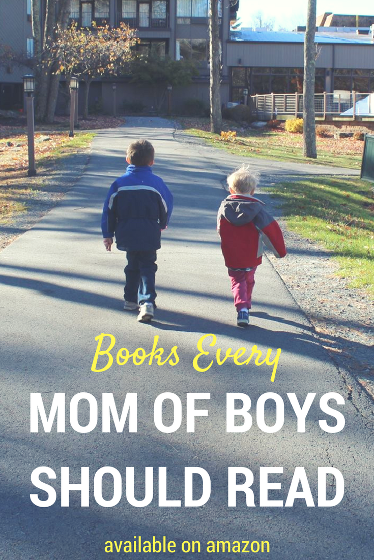 Raising Boys is definitely different! Check out these books that every mom of boys should read, all available on amazon!