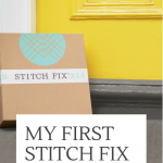 My First Stitch Fix